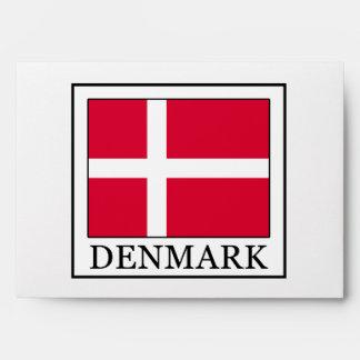 Dinamarca Sobres