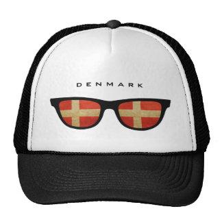 Dinamarca sombrea el gorra de encargo