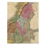 Dinamarca, Suecia, Noruega Tarjeta Postal