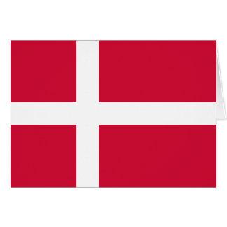 Dinamarca Felicitación