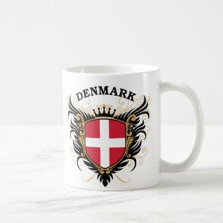 Dinamarca Taza Clásica