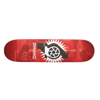 Dinamo Futurista Board Custom Skate Board