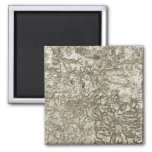 Dinan 2 Inch Square Magnet