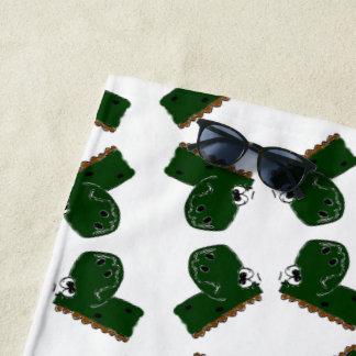 Dinasour Beach Towel
