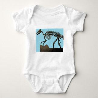 dinasour skelton - Copy.JPG Baby Bodysuit