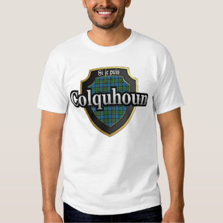 Dinastía del tartán de Colquhoun Escocia del clan Playera