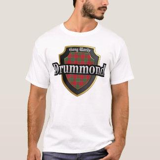 Dinastía del tartán de Drummond Escocia del clan Playera
