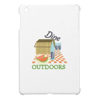 Dine Outdoors iPad Mini Cases