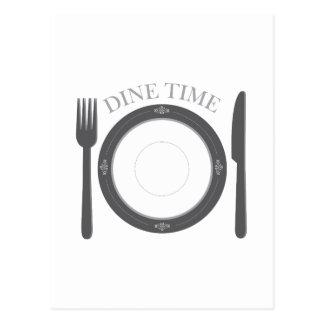 Dine Time Postcards