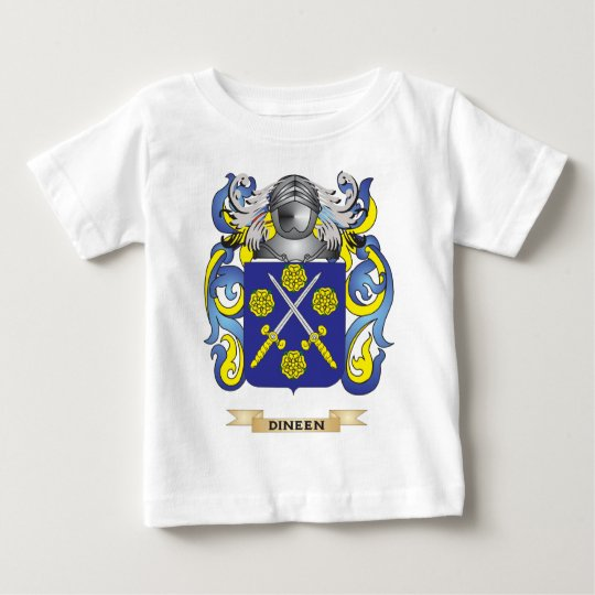 Dineen Coat of Arms Baby T-Shirt