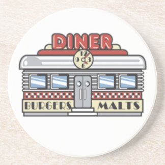 Diner Coasters