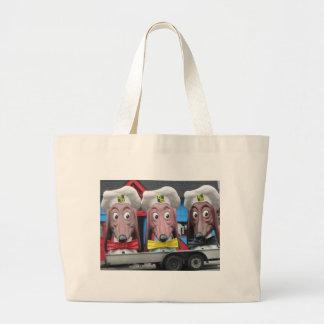 Diner Dogs Jumbo Tote Bag