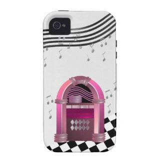 Diner Jukebox iPhone 4 Case