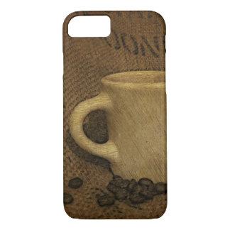 Diner Mug with Beans Sketch Case