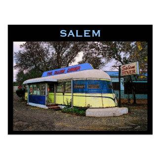 Diner Postcard