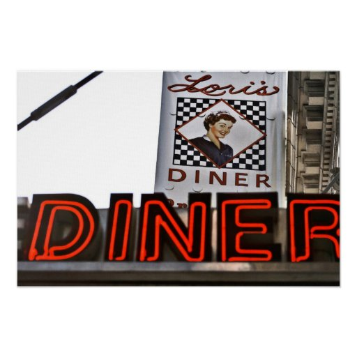 50s diner posters the image kid has it for Diner artwork