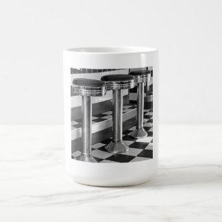 Diner Stools Mug
