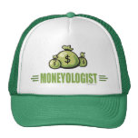 Dinero chistoso gorras