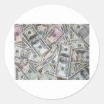 dinero etiquetas