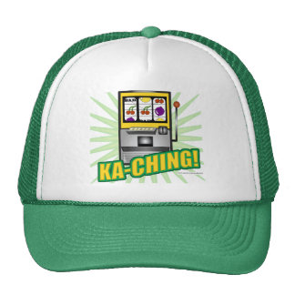 ¡Dinero grande de Ka-Ching Gorros