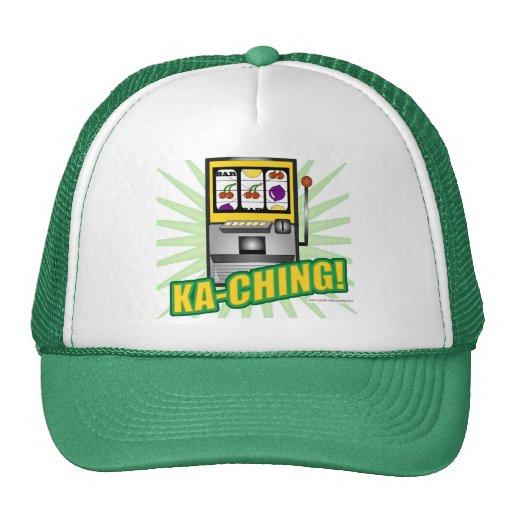 Dinero grande de Ka-Ching Gorros