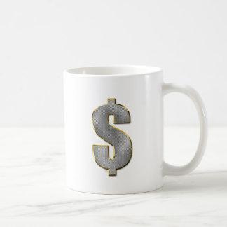 Dinero grande taza clásica