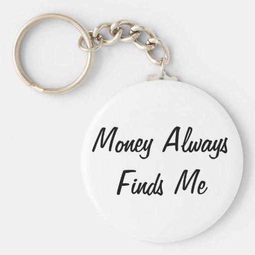 Dinero Llavero Personalizado