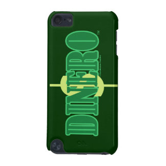 Dinero Logo iPod Touch 4 Case