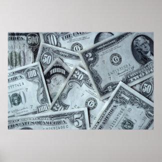 Dinero Póster