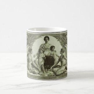 Dinero viejo - 1896: $2 taza
