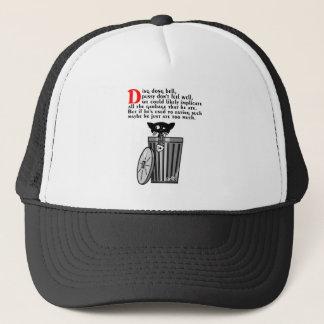 Ding Dong Bell Trucker Hat