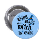 Ding-Dong Witch Button