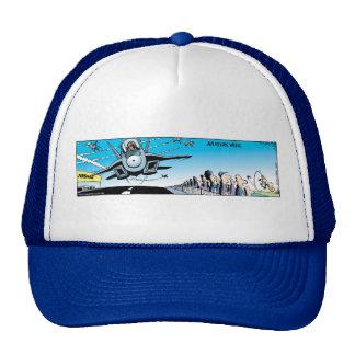 Ding Duck at Aviation Week Cap