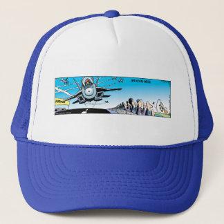 Ding Duck at Aviation Week Trucker Hat