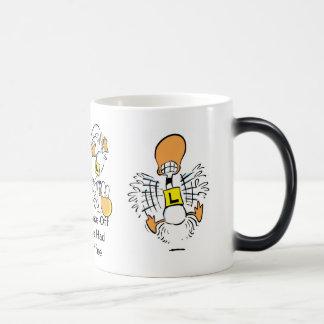 Ding Duck Coffee Humor Mug