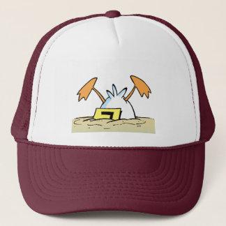 Ding Duck Crashed Cap