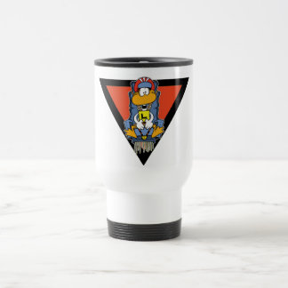 Ding Duck Ejector Seat 15 Oz Stainless Steel Travel Mug