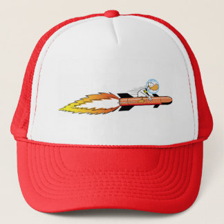 Ding Duck Rocket Lift-Off Cap