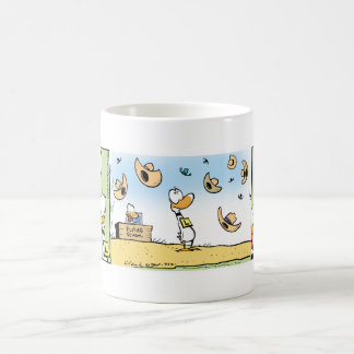 Ding Duck Westerly Breeze Cartoon Coffee Mug