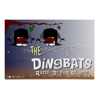DingBat Colossal sized poster!!! Poster