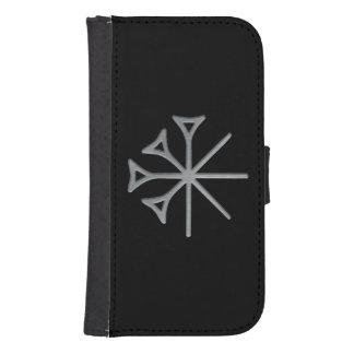 Dingir Funda Tipo Billetera Para Galaxy S4