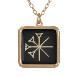 Dingir Gold Plated Necklace