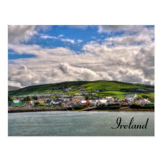 Dingle, Ireland Postcard