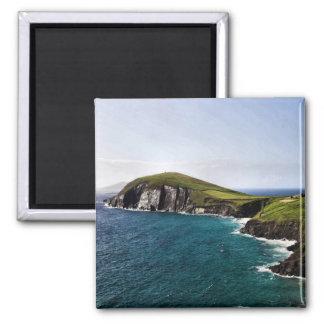 Dingle Peninsula Ireland 2 Inch Square Magnet
