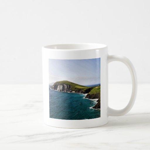 Dingle Peninsula Ireland Classic White Coffee Mug