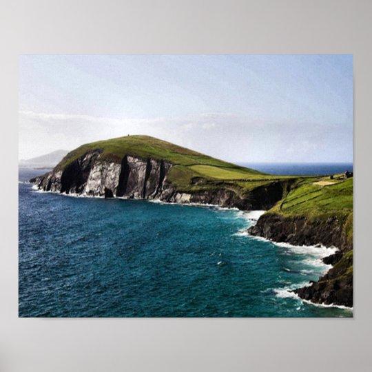 Dingle Peninsula Ireland Poster