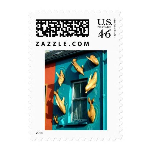 Dingle Postage Stamp