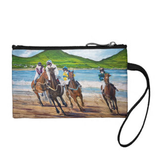 Dingle Wall Painting Change Purse