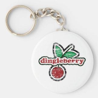 Dingleberry Keychain