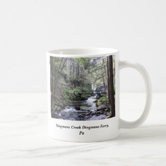 Dingmans Creek Childs Park, Dingmans Creek Ding... Coffee Mug